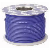 DAP MC-216 Blauw microfoon - line Kabel 100 meter op rol