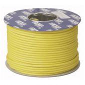 DAP MC-226 Yellow Microfoon Kabel dubbele isolatie 100mtr op rol