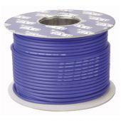 DAP DIG-110 AES-EBU Blauwe 110 Ohm digitale kabel, 100 m op rol