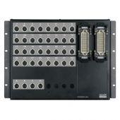 DAP Stagebox assembled, 32 in, 4 out, Neutrik Connectors