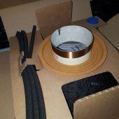 Vintage Beyma 10G200  8 ohm recone kit