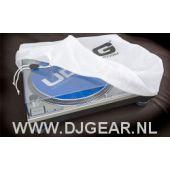 Set van 2 UDG dust covers geschikt voor alle draaitafels en mixers en cd spelers