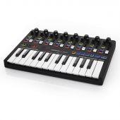 Reloop  Keyfadr Compact USB MIDI keyboard met DAW control