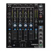 Reloop RMX-90 DVS 4+1-kanaals clubmixer met DVS interface voor Serato DJ