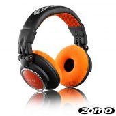 Zomo hoofdtelefoon HD-1200 zwart-oranje