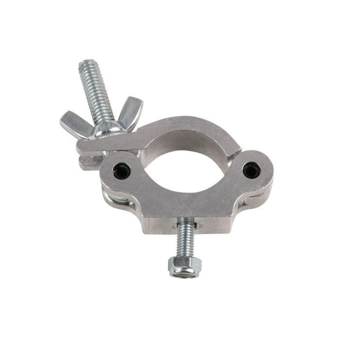 Showtec 50 mm Compact Half Coupler SWL: 150 Kg, Aluminum